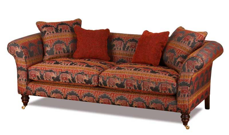 Landhaus Sofa im englischen Landhausstil Handgefertigt