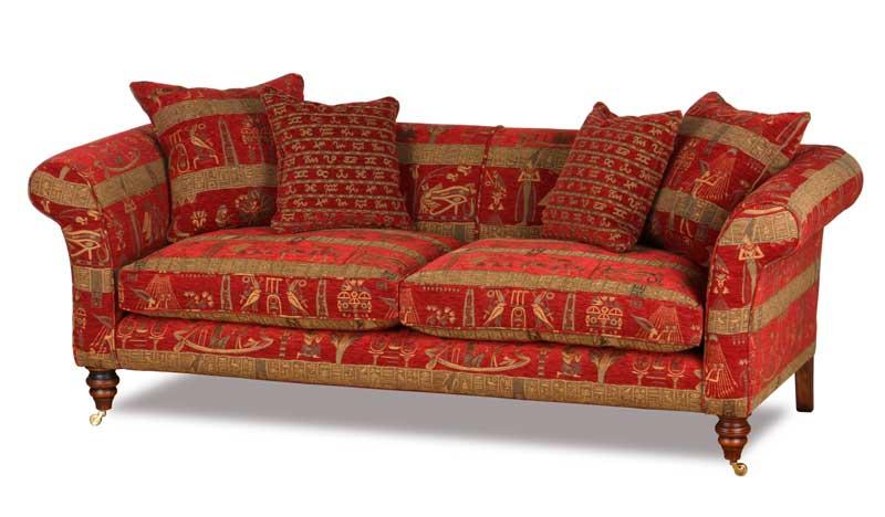 Englische polstermöbel landhausstil  Landhaus Sofa im englischen Landhausstil - Handgefertigt in England