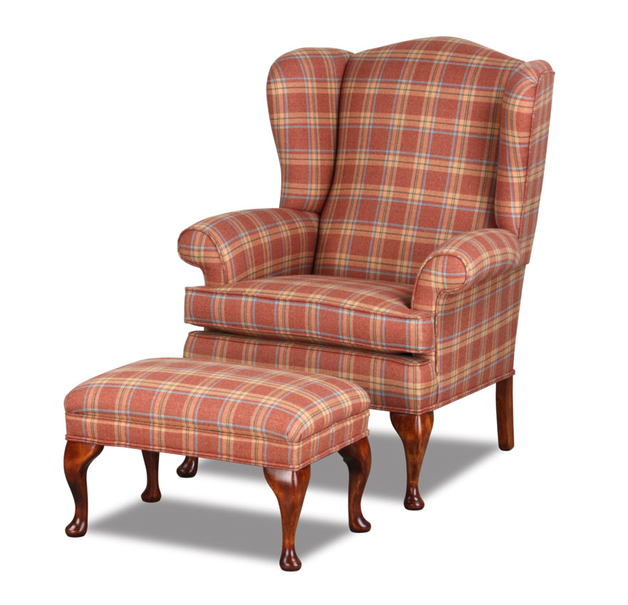 Donington Chair im Queen Anne Style