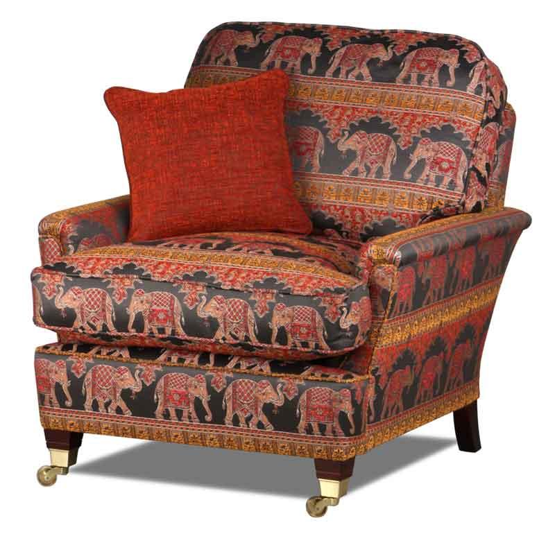 landhaus sessel und ohrensessel. Black Bedroom Furniture Sets. Home Design Ideas