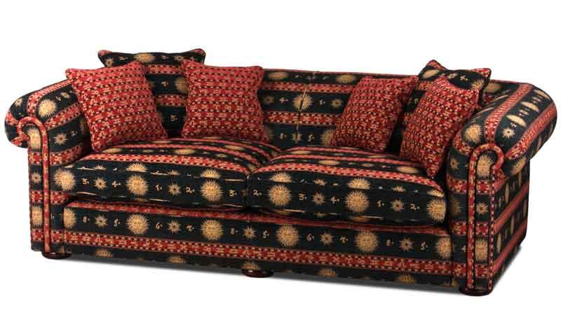 Landhaus Sofa Im Englischen Landhausstil Handgefertigt In England