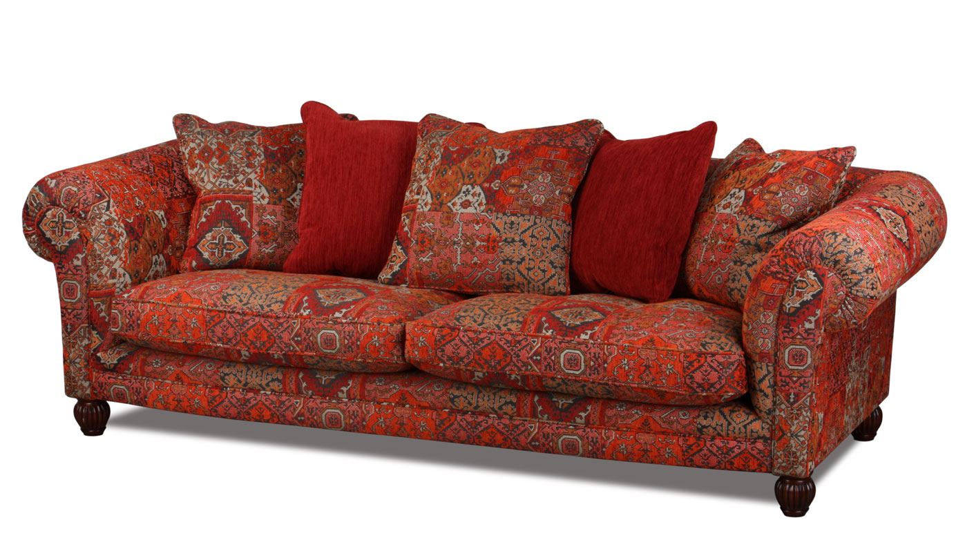 woodstock kolonialstil couch in alhambra